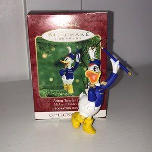 Hallmark ornament Baton twirler Daisy